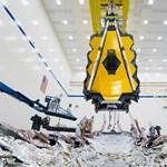 A NASA megint elhalasztotta a gigantikus távcső, a James Webb indítását