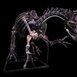 Egymilliárd forintért vett meg valaki egy dinoszaurusz-csontvázat