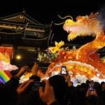 Tegnap kezdetét vette a kínai Holdújév - 2012 a Sárkány Éve
