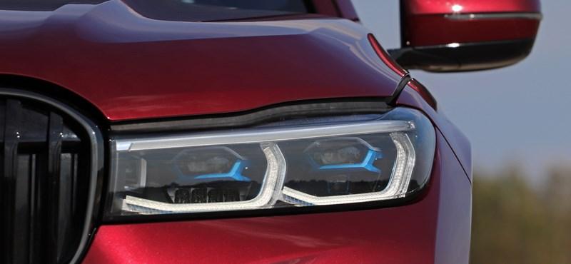Búcsúzik a V12 biturbó: az új 7-es BMW csúcsmodellje tisztán elektromos lesz