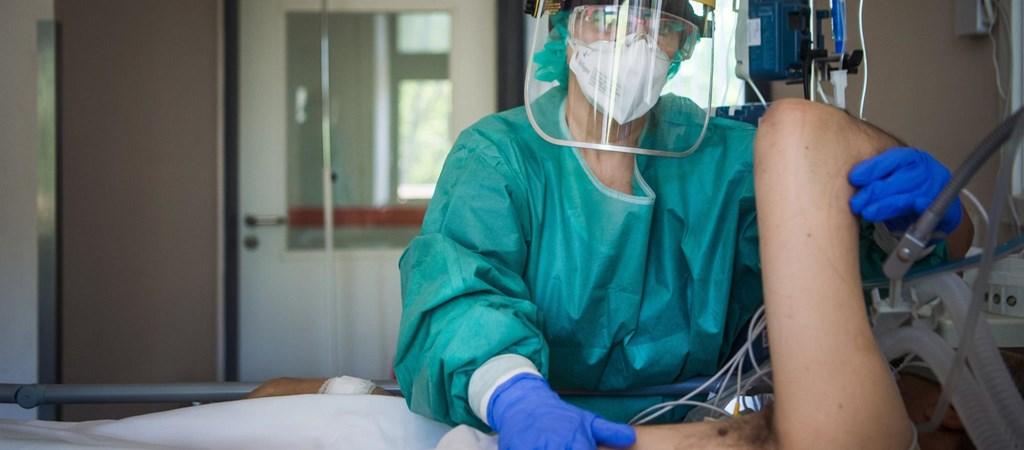 Alig van új fertőzött, két koronavírusos beteg meghalt