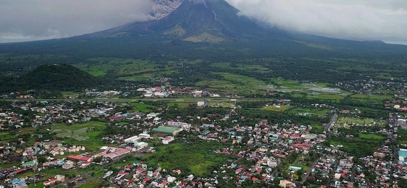 Többen meghaltak, amikor 6,3-es erősségű földrengés rázta meg a Fülöp-szigeteket
