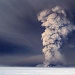 Hajnal óta nem lövell hamut az izlandi vulkán