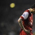 Újabb hatalmas pofont kapott az Arsenal és a Manchester United sem tudott nyerni