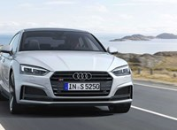 Csak és kizárólag dízel: itt a 347 lóerős új Audi S5