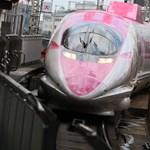 Hello Kitty-s nagy sebességű vonat indult Japánban