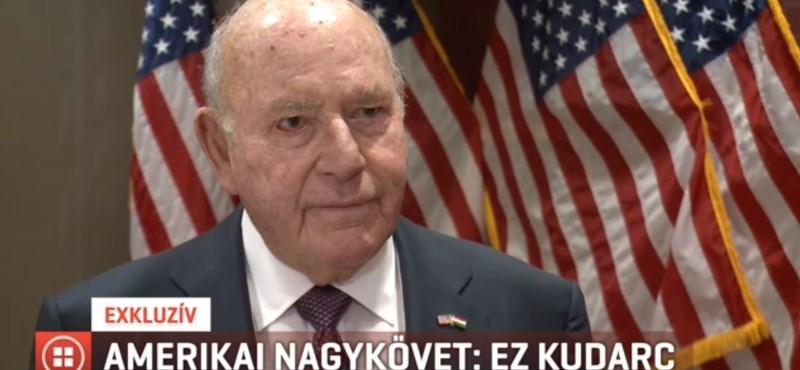 CEU: Amerikai szenátorok írtak Cornsteinnek