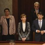 Füttykoncert, TEK-esek, ragyogó Kossuth tér - Áder János esküt tett az újabb öt évre