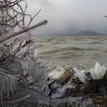Nézegessen csodás fotókat a téli Balatonról