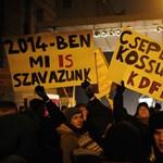 A színművészeti egyetemen tartottak fórumot a tüntető diákok