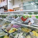 A boltzár éve alatt 5 százalékkal csökkent az élelmiszerboltok száma