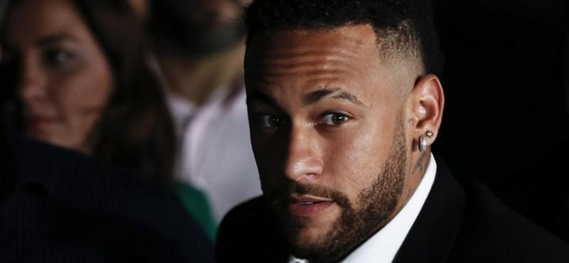 Nem talált bizonyítékot Neymar ellen a rendőrség