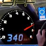 Tízéves Porsche-ritkaság mutatta meg magát 340 km/h-val az autópályán