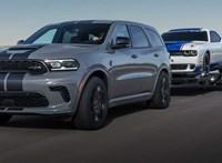 A világ legerősebb SUV-jával készül a Dodge
