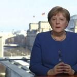 Merkel: Nem tartózkodhat kettőnél több ember együtt közterületen
