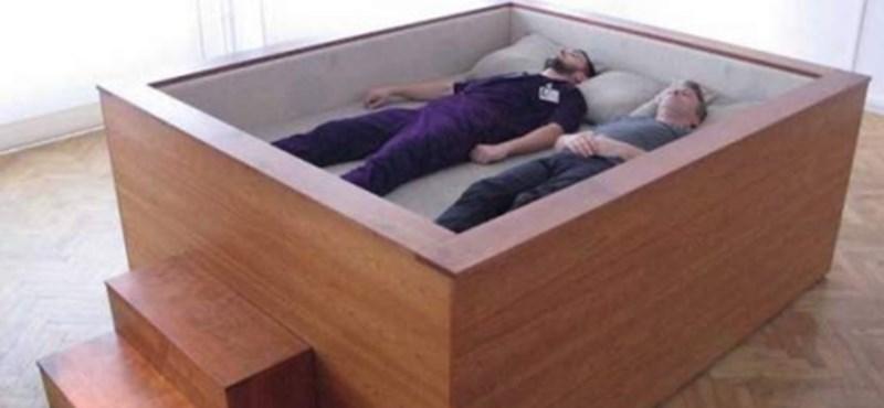 15 különleges ágy