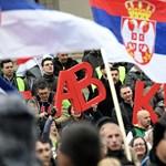 Újabb ultimátumot hirdetett a szerb ellenzék