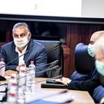 Orbán Viktor este nyilatkozik az M1-nek