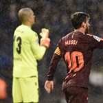 Messi mesterhármasával bajnok lett a Barcelona, íme a gólok