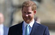 Harry herceg teljesen elérzékenyült, mikor felidézte Meghan Markle terhességét
