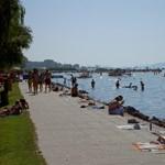 Megfelelő közbiztonságot ígérnek a Balatonnál