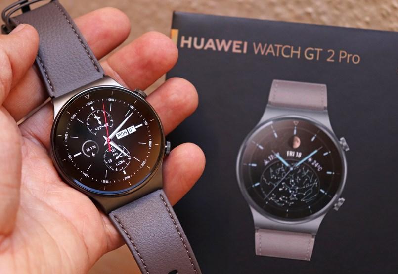 Mit tud a Huawei legjobb órája? Teszten a Watch GT 2 Pro