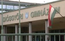 Tüntettek Diósgyőrben a gimnázium új igazgatója ellen