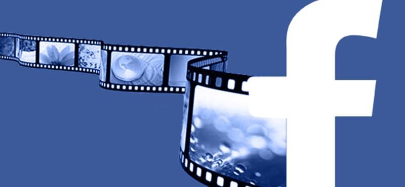 Jönnek a fizetős Facebook-videók, már tesztelik az új funkciót