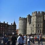 Normann erődből Harry herceg esküvőjének helyszíne