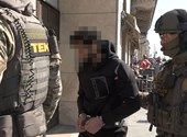 A TEK videóján az Iszlám Állam elfogott harcosa