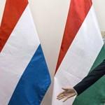 A holland külügyminiszter még pénteken felhívta Szijjártót