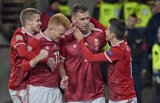 Magyarország-Észtország 2-0