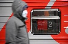 Moszkvában már megközelítette a 4 ezret a fertőzöttek száma