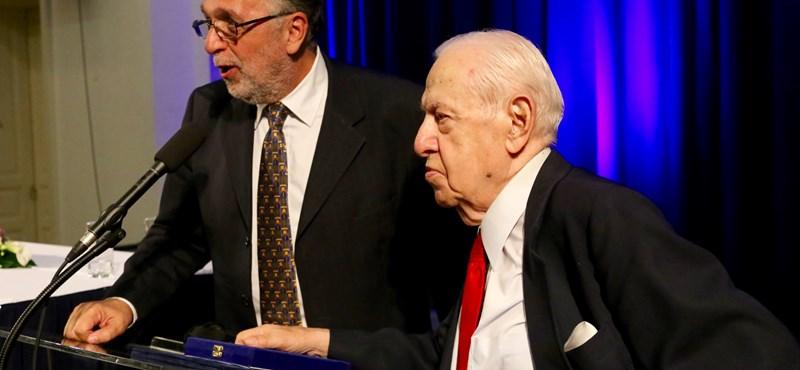 Meghalt Randolph L. Braham nemzetközileg elismert holokausztkutató