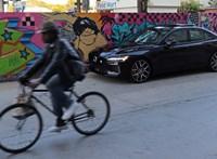 """""""Ne vedd meg ezt az autót"""", szól a Volvo új hirdetése, és komolyan is gondolják"""