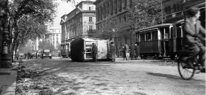 Ezekkel az appokkal ott lehetsz az 1956-os Budapest utcáin