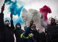 Szakértők: nincs intézményes válság Franciaországban
