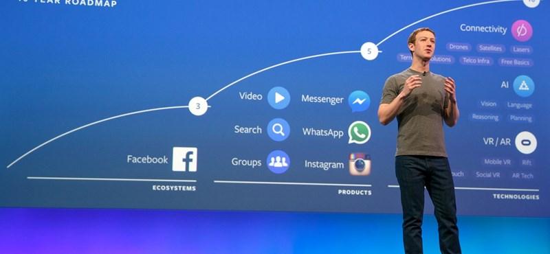 Kit érdekel az adatszivárgás? Ömlik a pénz a Facebookhoz, a felhasználók is egyre többen vannak