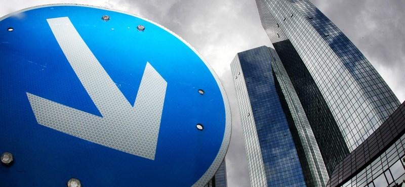 Amerikai és brit büntetés a Deutsche Banknak orosz pénzmosási ügyben
