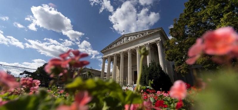 Szépművészeti Múzeum: a képek közé már nem ér el a politika