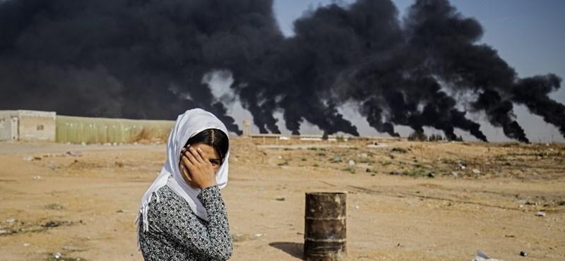 Európai Tanács: Törökország hagyjon fel az összes katonai tevékenységgel Szíriában
