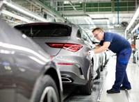 Csak tőlünk a világnak - elindult a Mercedes CLA sportkombi gyártása