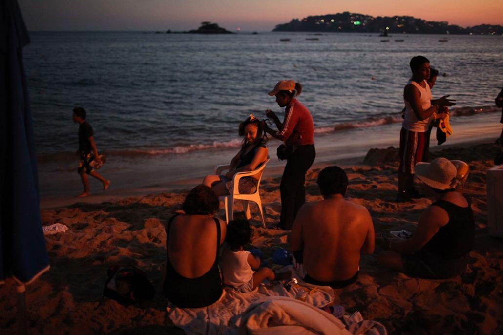 Acapulco turistaparadicsom