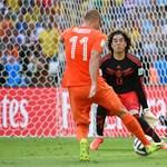 Herrera: Robben háromszor is feldobta magát