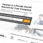Egymilliárd dollár - felvásárolta a Microsoft a Yammer-t