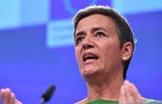 Újabb óriásbírságot szabott ki Brüsszel a Google-ra
