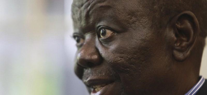 Meghalt Zimbabwe ellenzéki vezetője