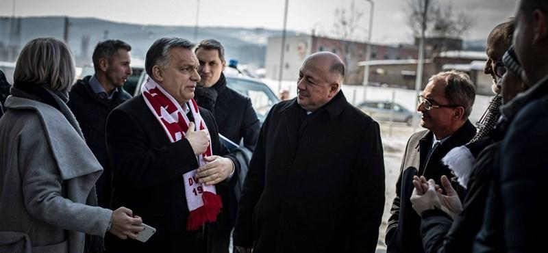 Orbánnak nekiszegezték a kérdést, mikor megy börtönbe