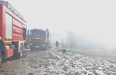 Felrobbant egy munkásokkal teli tűzijátékgyár Törökországban – Videó