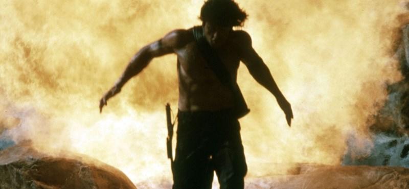 Kiszivárgott Cannes-ból az új Rambo előzetese